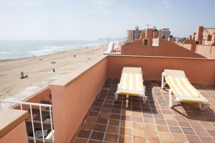 Apartment 1 bedroom sea view lloyds beach club aparthotel torrevieja, alicante